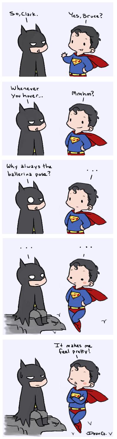 So Clark...