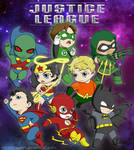 Justice League Chibies