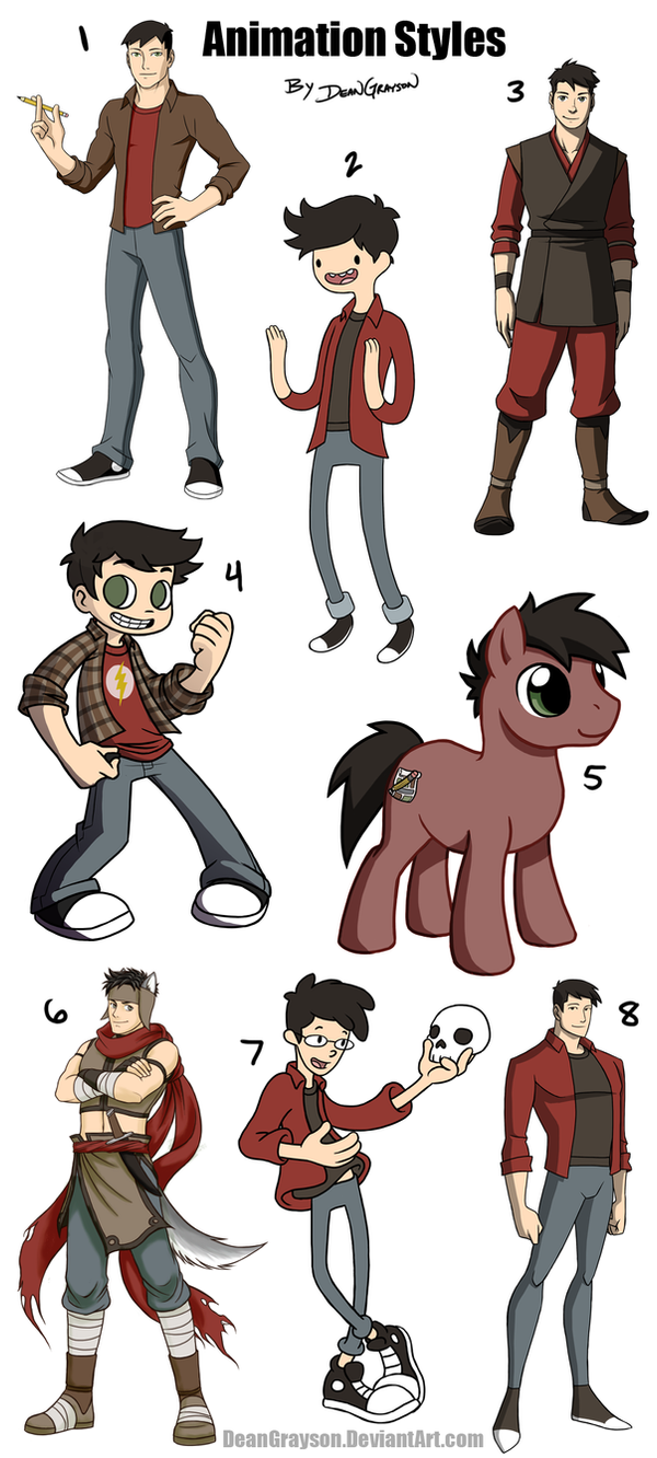 Style meme by DeanGrayson