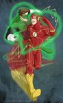 Flash Greenade Valentine's Day