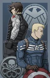 Bucky Steve