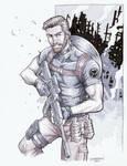 Shield Agent Steve