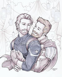 Commission - Thor Steve fluff by DeanGrayson