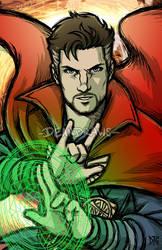 Doctor Strange by DeanGrayson