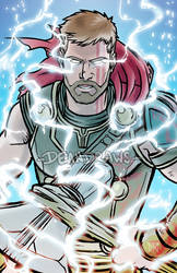 Storm Breaker by DeanGrayson