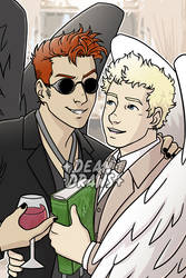 Good Omens - Wine and Prophecies