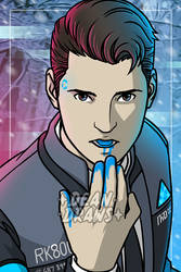Detroit Become Human - Connor1