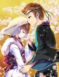 COMMISSION: Kumoyo Hyakku Monogatari