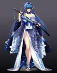 COMMISSION: Yukari