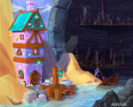Portals by Ma-ari