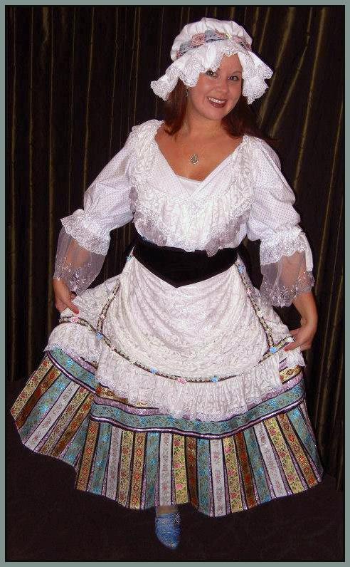 Serafimo Maid Costume Replica by kaedralynn