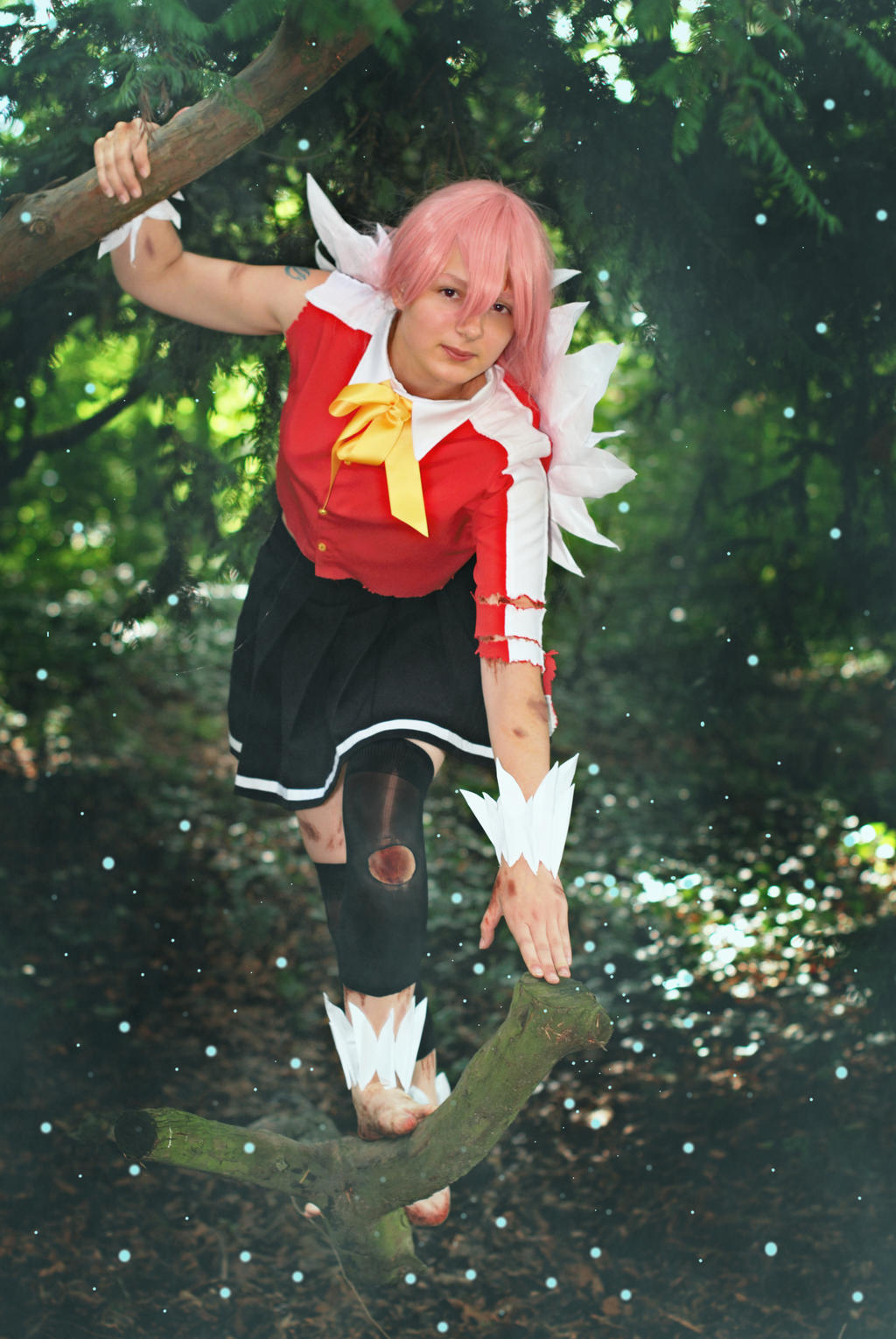 Wendy Marvell Dragon Force Cosplay by KisunaScarlet on ...