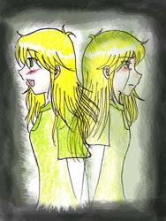 Everyone Has Two Sides... by shiramiu