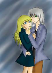 Claire x Skye -- You're Mine by shiramiu