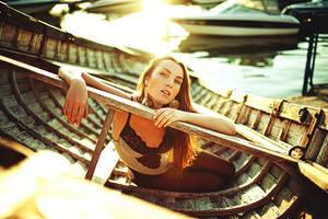 dans le bateau by sirbion