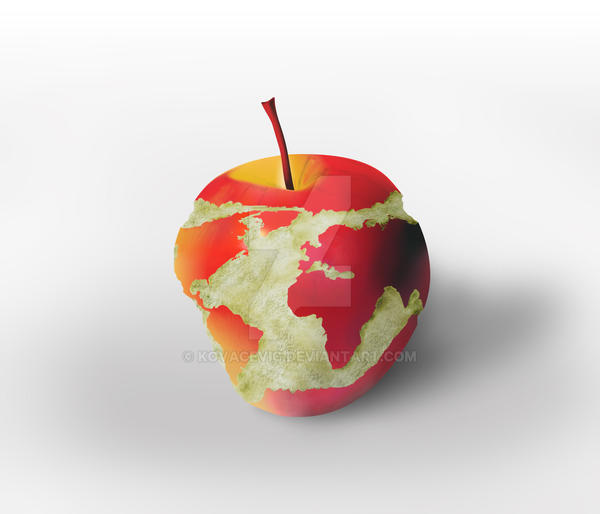 apple world by kovacevic