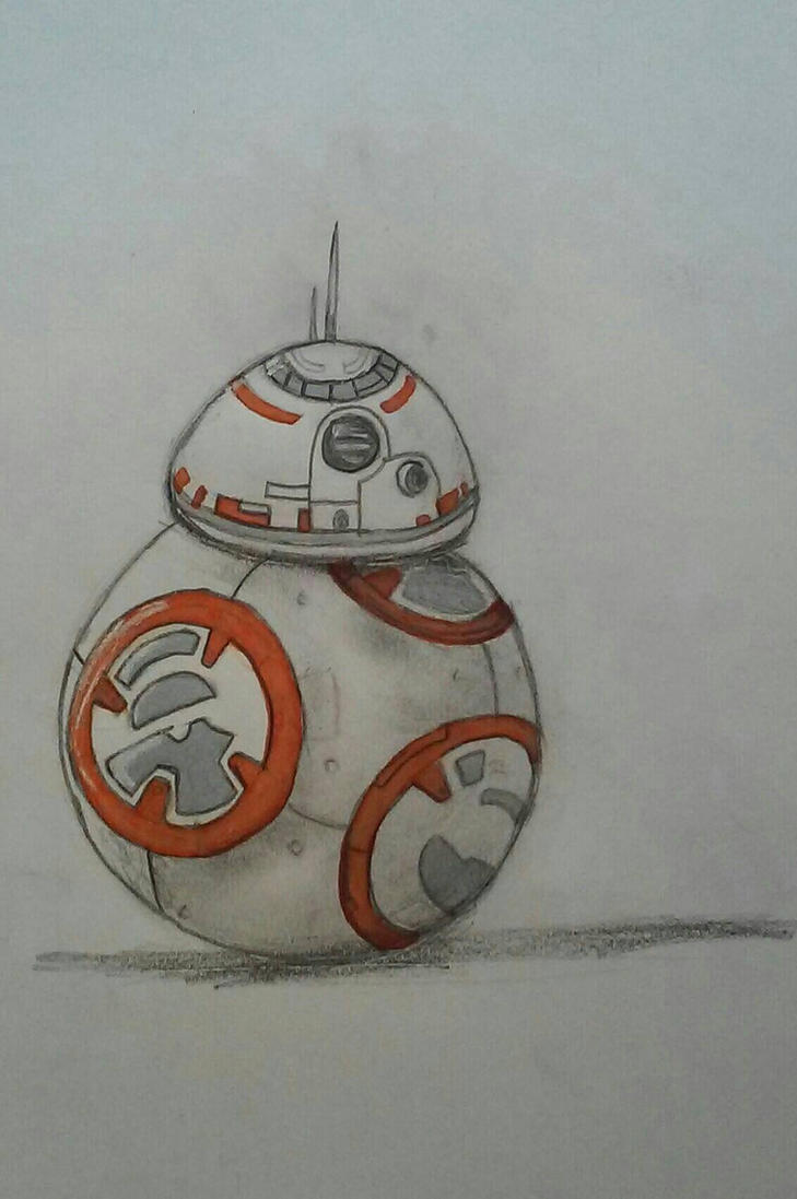 BB8 by Cupcakeseclipsed