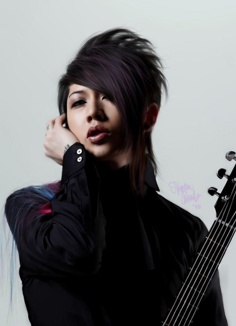 Miyavi 2 By Mittilla On Deviantart