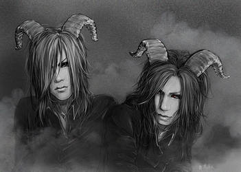 Horns req by michurushi by mittilla