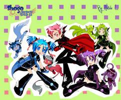 Shogo sky team by NikoleArt