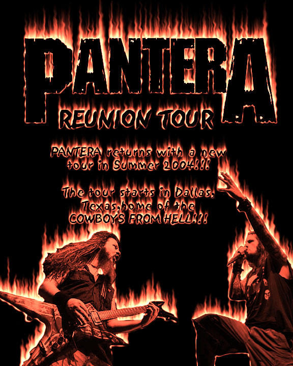 Cowboys From Hell  Pantera  YouTube