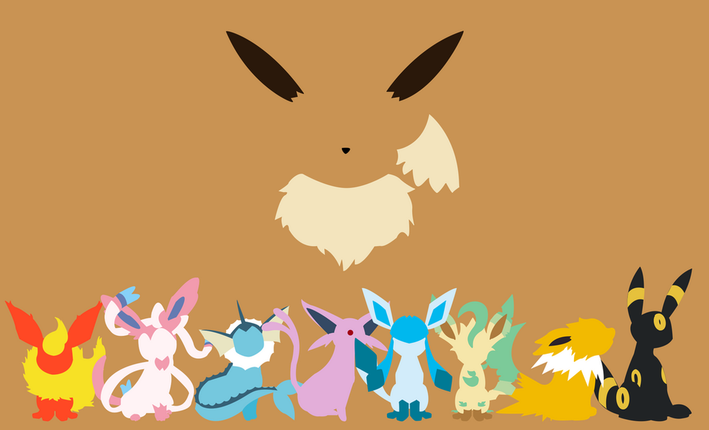 eeveelutions wallpaper - photo #1