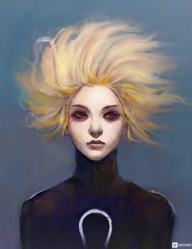 Omega. | Portrait Paintings