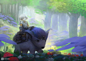 BellaVie   Fantasy Illustration