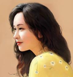 Vivian   Portrait Paintings