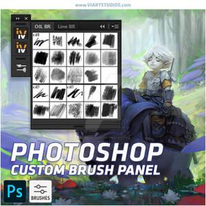 Photoshop Brush Panel @vietfamwang