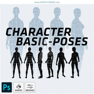 Character - Basic Poses