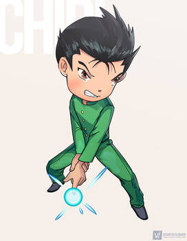 Yuyu Hakusho   CHIBI #anime