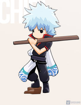 Gintama   CHIBI #anime