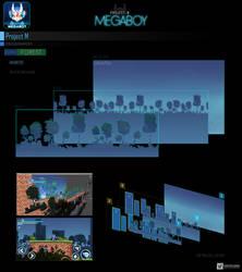 Map forest #3   GameArt #megaboy