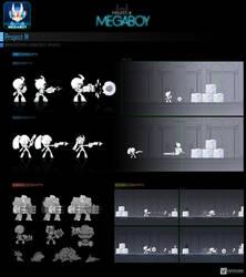 Prototype 01   GameArt #megaboy