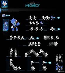 M01   GameArt #megaboy