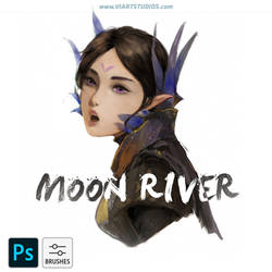 Moonriver.ABR - PS Brushes