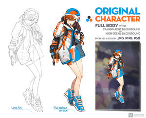 AVD   OC Design #anime