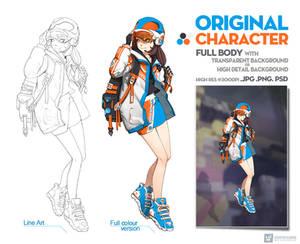 AVD | OC Design #anime