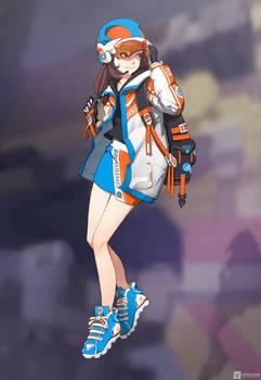 AVD   Original Character #anime