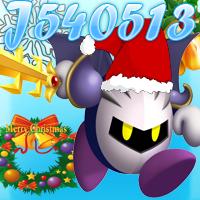 J540513's Christmas Icon by GreenHavocKirby