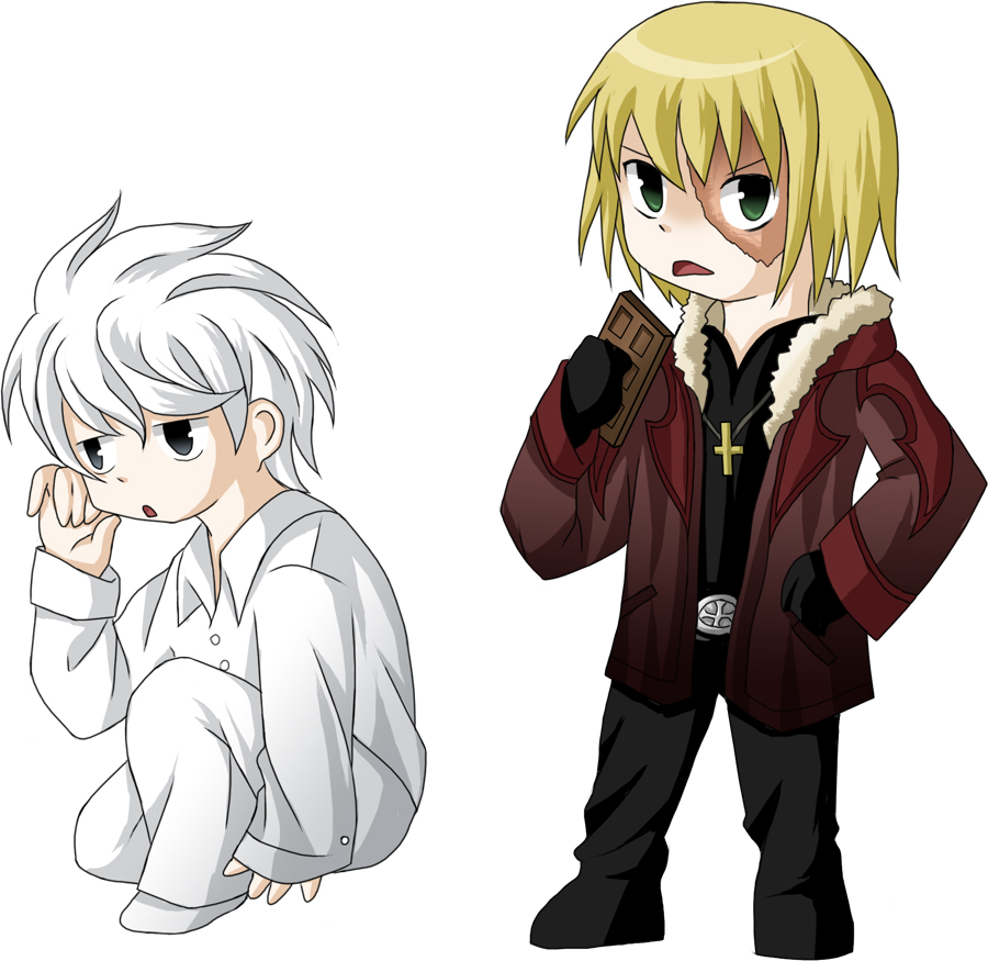 How to Draw Chibi Death Note Step by Step Chibis Draw