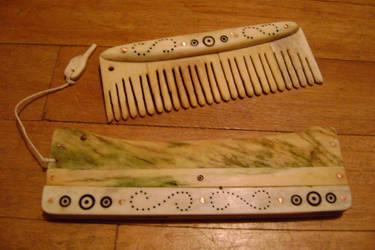 viking comb's by Obradov