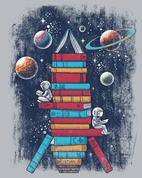 Reading Rocket Ship
