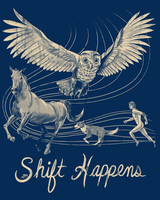 Shift Happens by qetza