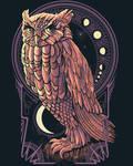 Owl Nouveau