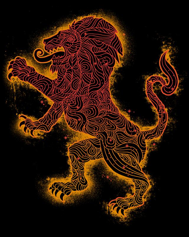 Electric Lion by qetza
