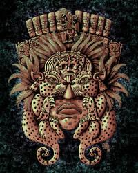 Tezcatlipoca by qetza