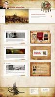 Historical Web Design
