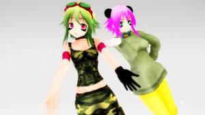 Panda Hero Gumi DL